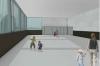 Projecció sala polivalent