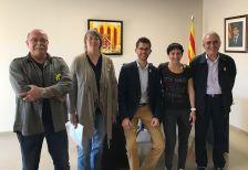 L'equip de govern municipal